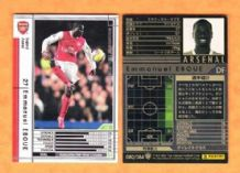 Arsenal Emmanuel Eboue Ivory Coast (J)